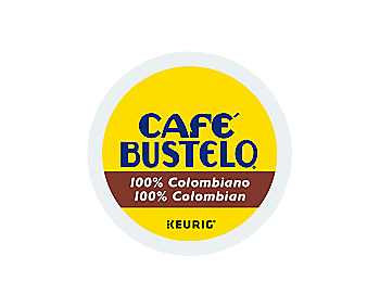 K-Cups - Cafe Bustelo 100% Colombian K-Cups