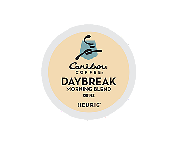 K-Cups - Caribou Daybreak Morning Blend K-Cups