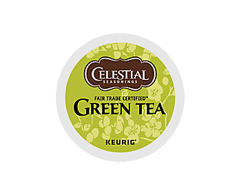 K-Cups - Celestial Seasonings Authentic Green Tea K-Cups