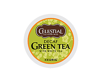K-Cups - Celestial Seasonings Decaf Green Tea K-Cups
