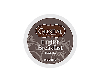 K-Cups - Celestial Seasonings English Breakfast Tea K-Cups