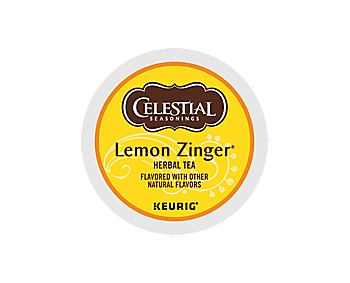 K-Cups - Celestial Seasonings Lemon Zinger Tea K-Cups