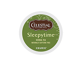 K-Cups - Celestial Seasonings Sleepytime Herbal Tea K-Cups