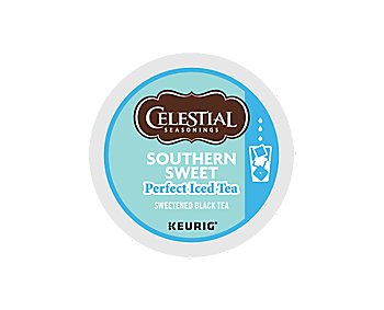 K-Cups - Celestial Seasonings Southern Sweet Iced Tea K-Cups