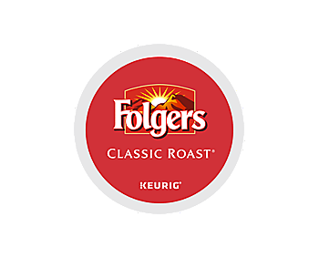 K-Cups - Folgers 24ct Classic Roast K-Cups
