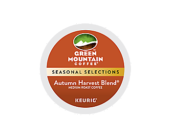 K-Cups - Green Mountain Autumn Harvest Blend K-Cups
