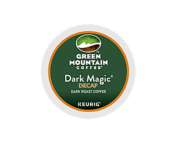 K-Cups - Green Mountain Dark Magic Decaf Extra Bold K-Cups