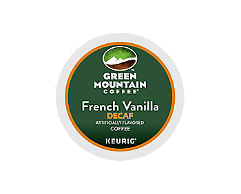 K-Cups - Green Mountain Decaf French Vanilla K-Cups
