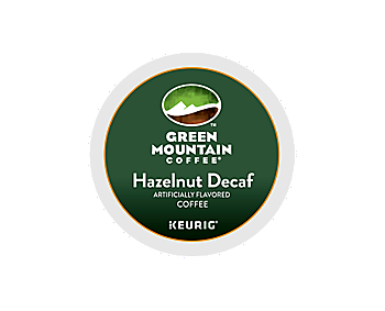 K-Cups - Green Mountain Decaf Hazelnut K-Cups