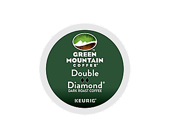 K-Cups - Green Mountain Double Black Diamond K-Cups