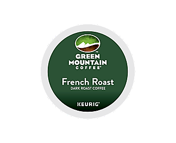 K-Cups - Green Mountain French Roast K-Cups