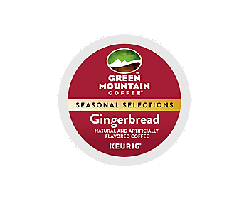 K-Cups - Green Mountain Gingerbread K-Cups