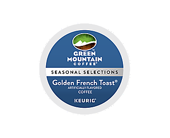 K-Cups - Green Mountain Golden French Toast K-Cups