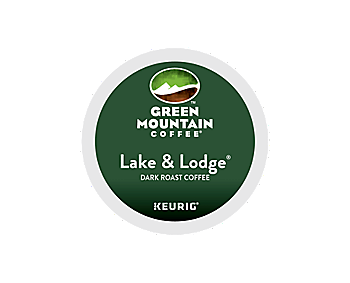 K-Cups - Green Mountain Lake & Lodge K-Cups