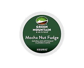 K-Cups - Green Mountain Mocha Nut Fudge K-Cups