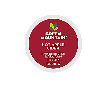 K-Cups - Green Mountain Naturals Apple Cider K-Cups
