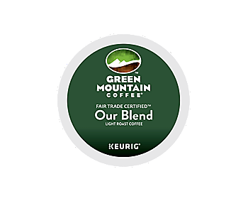 K-Cups - Green Mountain Our Blend K-Cups