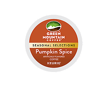 K-Cups - Green Mountain Pumpkin Spice K-Cups