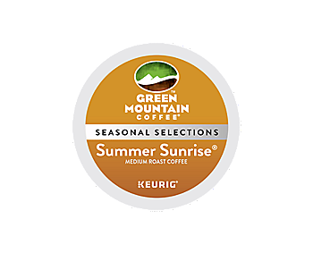 K-Cups - Green Mountain Summer Sunrise K-Cups