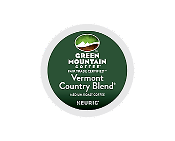 K-Cups - Green Mountain Vermont Country Blend K-Cups