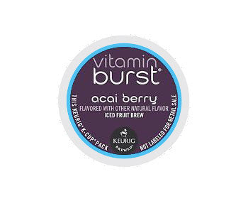K-Cups - Green Mountain Vitamin Burst Acai Berry Iced Fruit Brew K-Cups
