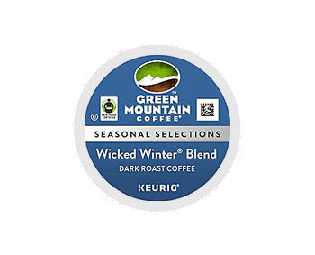 K-Cups - Green Mountain Wicked Winter K-Cups
