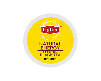 K-Cups - Lipton Natural Energy Tea K-Cups
