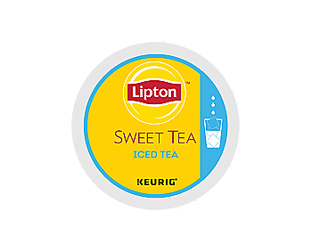 K-Cups - Lipton Sweet Iced Tea K-Cups