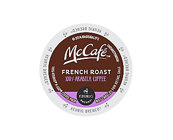 K-Cups - McCafe French Roast K-Cups