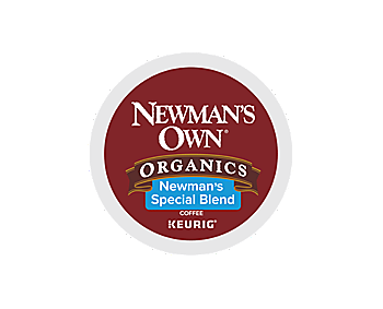 K-Cups - Newman's Own Special Blend K-Cups
