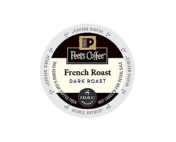 K-Cups - Peet's 16ct French Roast K-Cups