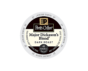 K-Cups - Peet's Major Dickason's Blend K-Cups