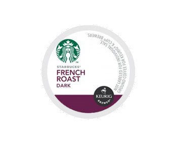 K-Cups - Starbucks 10ct French Roast K-Cups