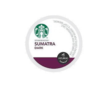 K-Cups - Starbucks 10ct Sumatra K-Cups