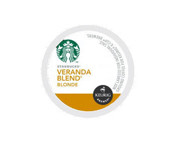 K-Cups - Starbucks 24ct Blonde Veranda Blend K-Cups