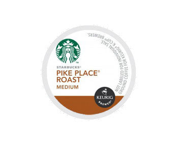 K-Cups - Starbucks 24ct Pike Place Roast K-Cups