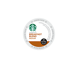 K-Cups - Starbucks Breakfast Blend K-Cups