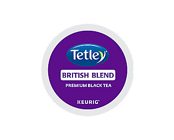 K-Cups - Tetley British Blend Tea K-Cups
