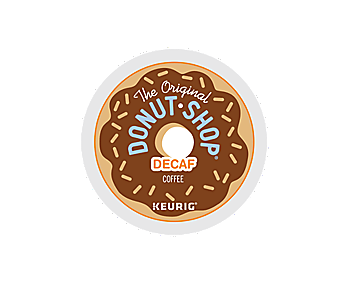 K-Cups - The Original Donut Shop Decaf K-Cups
