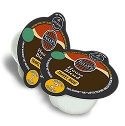 K-Cups - Tully's House Blend K-Mug Pods