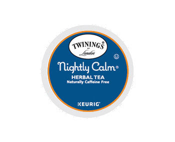 K-Cups - Twinings 12ct Nightly Calm Tea K-Cups