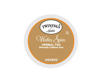 K-Cups - Twinings 12ct Winter Spice Herbal Tea K-Cups