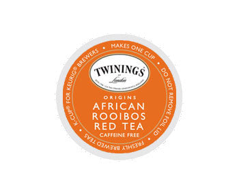 K-Cups - Twinings African Rooibos Red Tea K-Cups