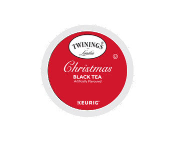 K-Cups - Twinings Christmas Black Tea K-Cups - 12ct