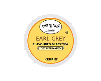 K-Cups - Twinings Decaf Earl Grey Tea K-Cups