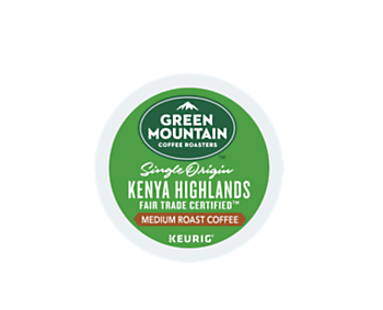Green Mountain Kenya Highlands K-CUP Pods