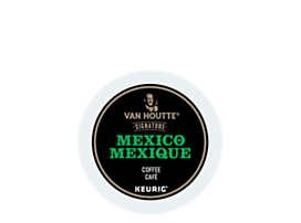 Van Houtte Mexico Fair Trade Organic K-CUP Pods