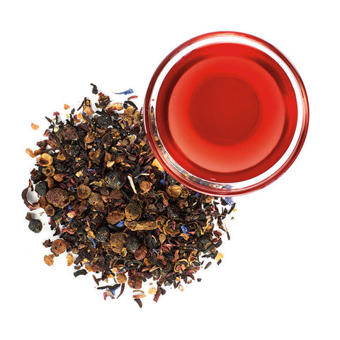 TEAJA Nana's Blueberry Organic Loose Leaf Tea - 1/2 lb Bag