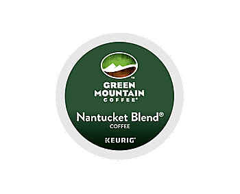 Green Mountain Nantucket Blend K-CUP Pods