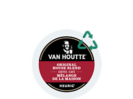 Van Houtte Original House Blend K-CUP Pods